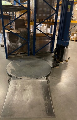 pallet strech wrapping system A316L Pe ME