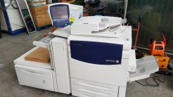 6#2602 Xerox 700 Color Multifunction Printer with accessories Xerox