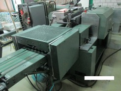 Rotary trimming line Muller Martini 341