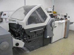 Folding machine Heidelbrg Stahl KH 78/ 6 KTL - FH