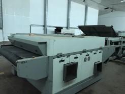 5030, 5 colour machine with UV Thieme
